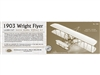 "Wright Flyer 1903 , 24-1/4"" Flying Model Kit - 1202"