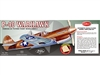 "P-40 Warhawk 28"" Flying Model Kit - 405LC"