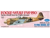 "Focke-Wulf FW-190 16-1/2"" Flying Model Kit - GUI502"