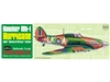 "Hawker Hurricane 16-1/2"" Flying Model Kit - GUI506"