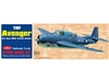 "TBF Avenger 16-1/2"" Flying Model Kit - GUI509"