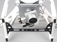 Gimbal Guard for DJI Phantom 3 -Protects Gimbal & Camera