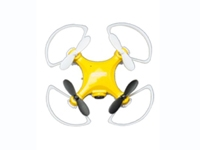 Rezo RTF Ultra Small Quad with Cam (HBZ9200) Yellow