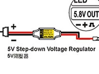 5V Step-down Voltage Regulator HEB05V01