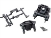 HPI102272 Composite Gear Box/Bulkhead Set Savage Flux HP