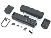 HPI105690 Battery Cover/Receiver Case Set Savage XS