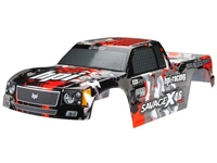 HPI105898 Nitro GT-3 Truck Painted Body Savage X