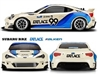 HPI Racing 1/10 RS4 Sport 3 Drift Subaru BRZ 4WD RTR