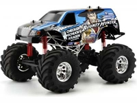 HPI17002 Bounty Hunter 4X4 Body