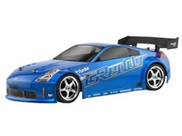 Nissan 350Z Greddy Twin Turbo Body (190mm) HPI17218