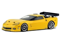 Chevrolet Corvette C6 Body 200mm WB255mm HPI17503