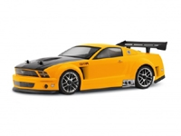 Ford Mustang GT-R Body 200mm WB255mm HPI17504