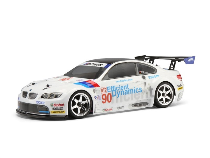 HPI17548 BMW M3 GT2 (E92) Body 200mm