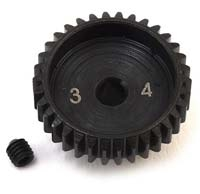 HPI 48P Pinion Gear (3.17mm Bore) (34T)   HPI6934