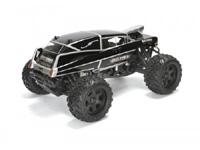 HPI7167 Grave Robber Clear Body