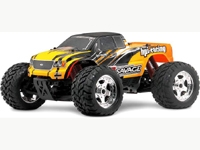 HPI7168 Electric GT-1 Truck (Clear)