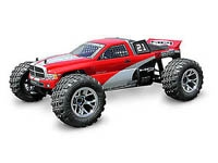 HPI7173 Dodge Ram Truck Body ( Nitro MT, Rush )