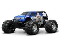 HPI7186 Bounty Hunter 4x4 Body