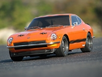 HPI7210 Datsun 240Z Body WB225MM F0/R3mm