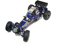HPI Racing Baja 5B Body (Clear) HPI7560