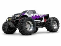HPI7753 Savage 21 Painted