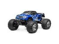 HPI7771 NITRO GT-2 PAINTED BLUE