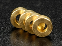 Washer 5x10x3mm (Brass/4pcs) Savage