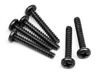 M3 x 20mm Binder head screw (6pcs) HPIZ571