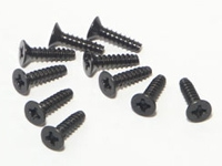 M3 x 12mm Flat head screw (10 pcs) HPIZ578