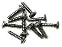 M4 x 15mm Binder head screw (10pcs) HPIZ634