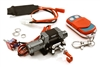 Realistic High Torque Mega Winch w/ Remote for Scale Rock Crawler 1/10 Size