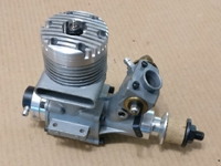 K&B No.8360 .40 Front Rotor R/C with Perry Pump and Carb