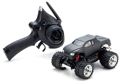 Kyosho Mini-Z Monster EX MAD FORCE Monster Truck Readyset, KYO30093BK-B