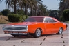 Kyosho 34417T1 Fazer Mk2 1970 Dodge Charger Hemi Orange