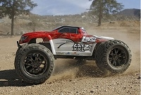 LST XXL-2 1/8 4WD Gas Monster Truck Losi(LOS04002)