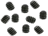 "Hardened Setscrews,4-40 x 1/8"" (10)"