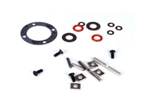 Differential Seal & Hardware Set (1): 5IVE-T, MINI WRC (LOSB3203)