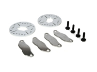 Brake Disk, Pad & Screw Set: 5IVE-T, MINI WRC (LOSB3231)