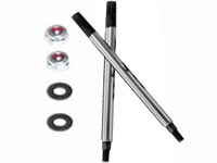 Mugen C0526 Front Damper Shaft
