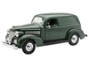 1/32 1939 Chevy Sedan Delivery Green Diecast Model