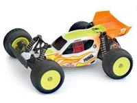 PAR10092 Parma Mini-T X-Citer Buggy Body