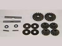 Thunder Tiger PD0609 Diff Gears & Parts, EB/K