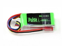 PULSE Ultra Power Series 3S LiPo Battery Pack 30C (11.1V/450mAh)