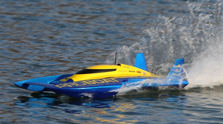"UL-19 30"" Brushless Hydroplane RTR (PRB08028)"