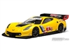 ProtoForm 1546-40 Chevorlet Corvette C7.R Clear Body for 1:8 GT (Long Wheelbase)