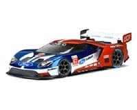 Protoform 1550-25 Ford GT 1/10 Touring Car Body (Clear) (190mm) (Light Weight)