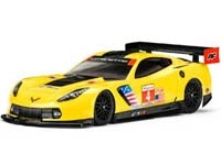 Chevrolet Corvette C7.R Clear Body, 190mm