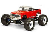 72 Chevy C10 Pick-Up Body, Clear: TMX, EMX, Revo, PRO320100