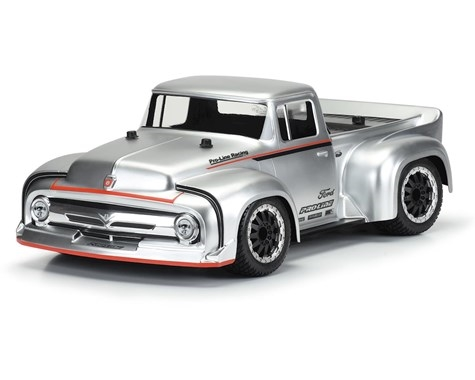 Pro-Line 3514-00  1956 Ford F-100 Pro-Touring Short Course Body (Clear)