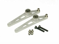 Raptor 60-90 Twin Ballraced Alloy Upper Mixer Arm Set